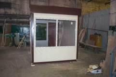 Большие окна позволяют презентовать продукцию максимально широко