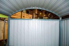 Крыша арочного типа КП-2