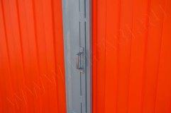 Дверная ручка для открытия/закрытия створок