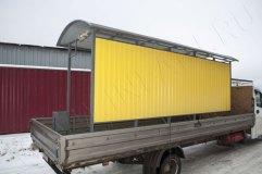 ОМ-2 комплектуется урной и рамкой для расписания