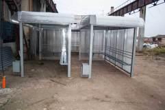 Остановочные павильоны ОМ-9