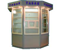 """Киоск """"Табак"""" (6-ти гранный)"""