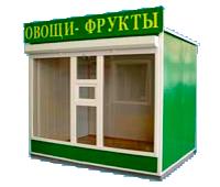 """Киоск """"Овощи-Фрукты"""""""