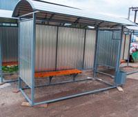 Остановочные павильоны (автобусные остановки)