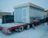 Негабаритный торговый павильон готовый к транспортировке