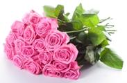 Цветы для продажи в киоске