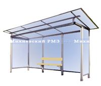 Автобусная остановка ОМ-14