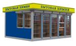 """Мини-магазин """"Бытовая химия"""""""