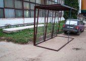 Отделка стен монолитный поликарбонат (прозрачное оргстекло)