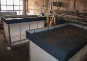На крыше специальные петли для разгрузки и погрузки изделия