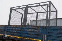 Транспортировка контейнерной площадки КП-6