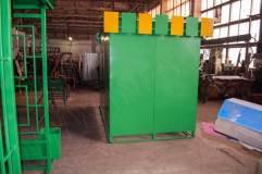 Боковая стенка остановочного павильона ОМ-7