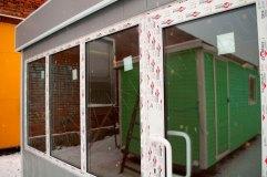 Двери и окна ПВХ (однокамерный стеклопакет)
