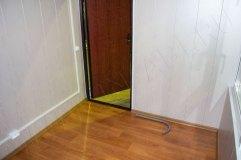 Дверь в киоск металлическая - открывается наружу