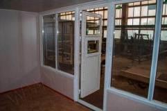 Центральный модуль Двери и окна ПВХ