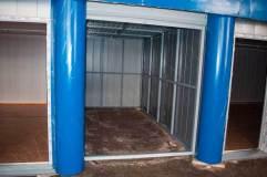 Внутреннее пространство подсобного бокса