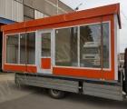 Павильон 6 м (оранжевый)