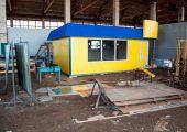 Павильон с площадью около 25 кв. м может быть использован для реализации разного рода продукции